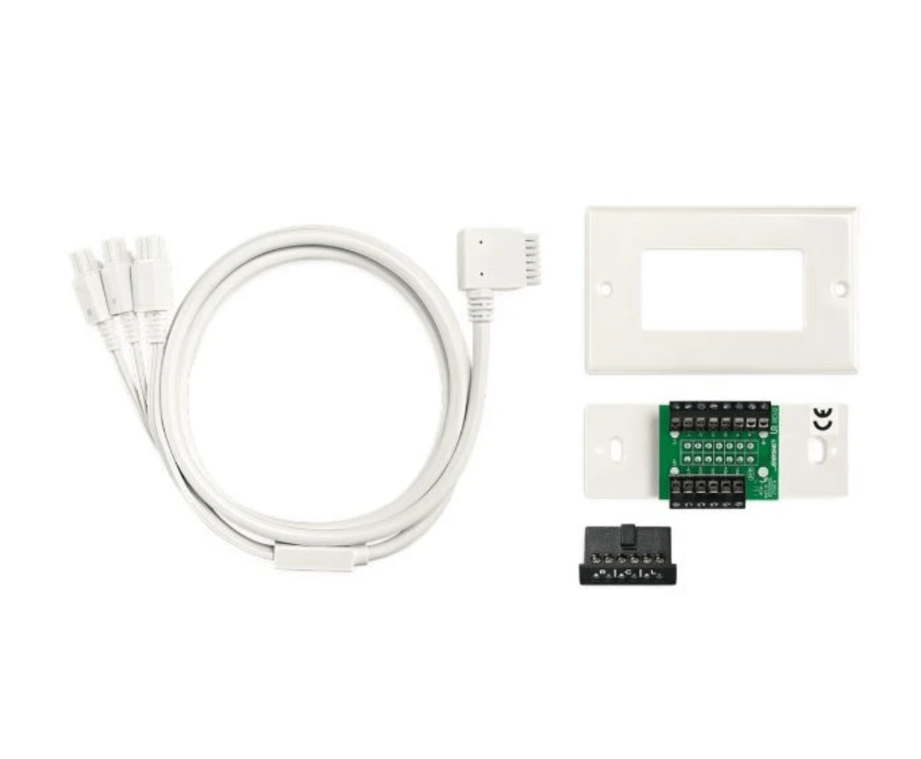 OmniJewel and Jewel cube in-wall wiring kit