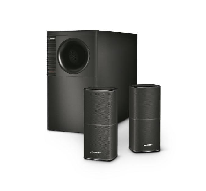 Acoustimass 5 stereo speaker system