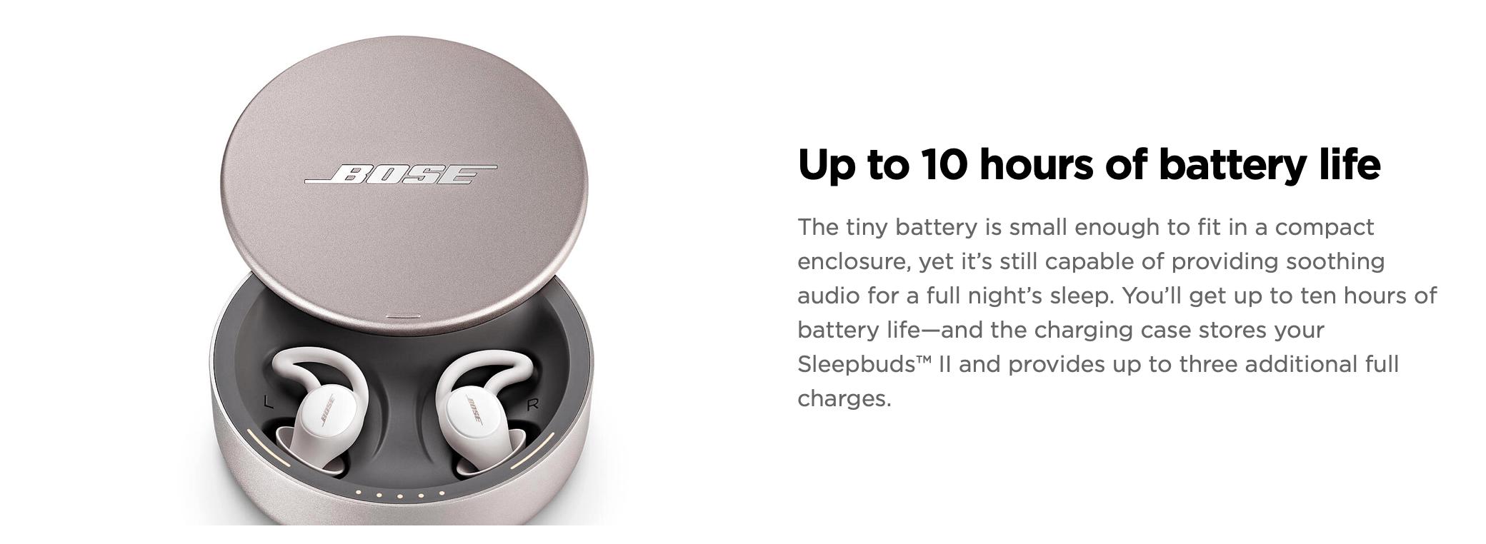 (NEW) Bose Sleepbuds™ II